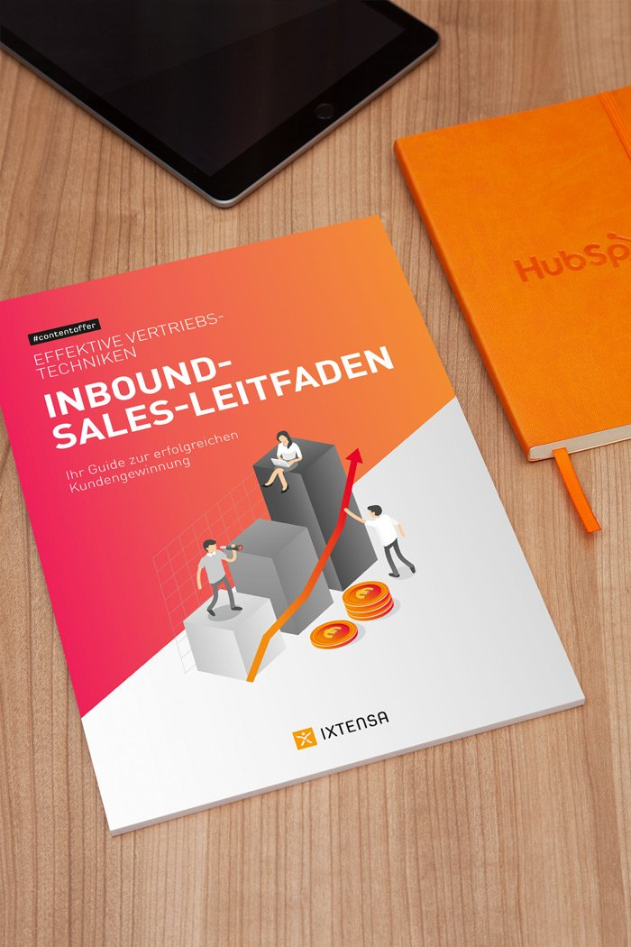 Content Offer Inbound-Sales-Leitfaden